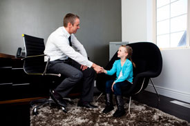 Choosing a Therapist for Your Child Maryland