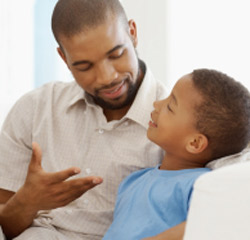 Building Connection Through Quality Conversations with Your Child