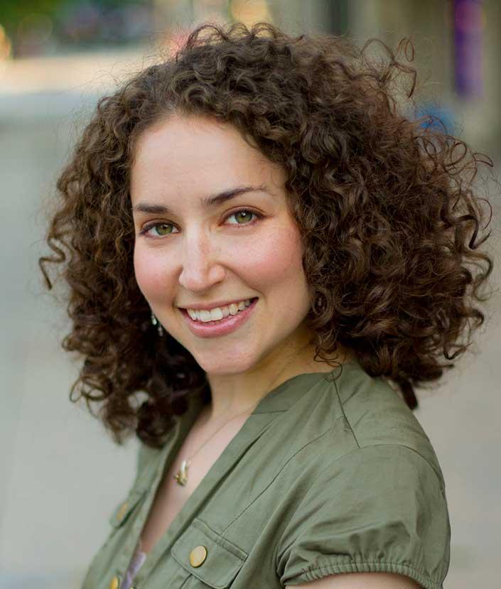 Jess Silbermann, LCSW-C